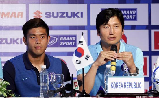 HLV U23 Hàn Quốc đã xem và đánh giá cao lứa cầu thủ U20 Việt Nam