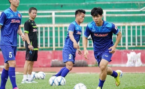 U23 Việt Nam: Chấn thương của Công Phượng không đáng lo