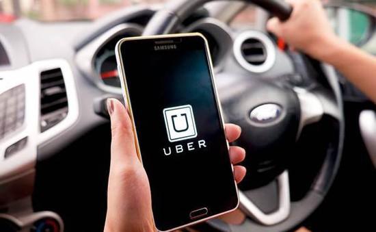 Sẽ xử phạt taxi Uber không đăng ký