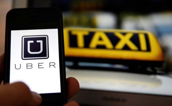Kiến nghị tạm ngưng xe Uber hoạt động tại TP.HCM