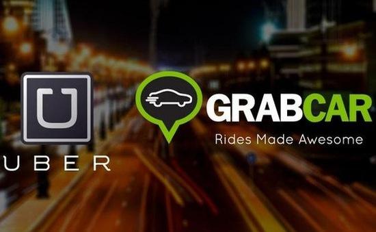 Cần bổ sung thêm các quy định mới để quản lý xe Uber và Grab