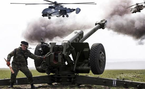NATO tập trận quy mô lớn