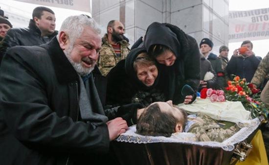 Chiến sự đẫm máu bùng phát ở Donbass, Đông Ukraine