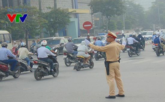 Hà Nội: Xử lý 9 điểm ùn tắc giao thông
