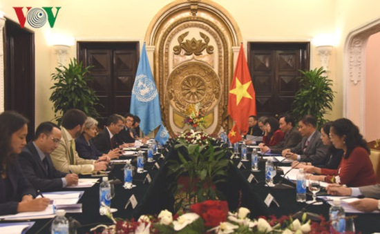 Mối quan hệ giữa Việt Nam và UNESCO ngày càng phát triển tốt đẹp