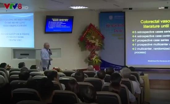 Hội nghị khoa học Phòng chống ung thư thường niên 2017
