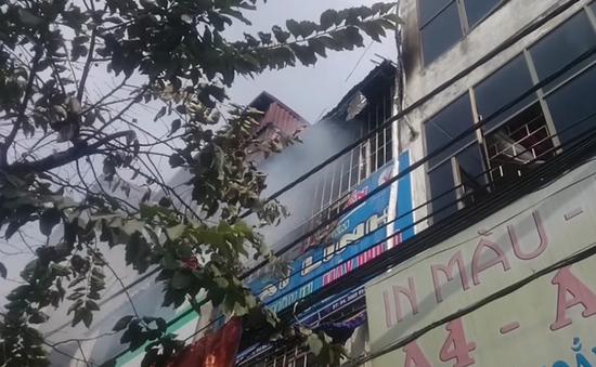 Cảnh báo cháy nổ do chập điện mùa nắng nóng
