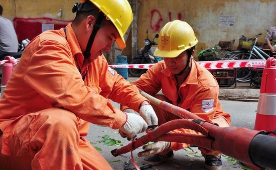 Đã đóng điện cho các công trình hạ ngầm 18 tuyến phố tại Hà Nội