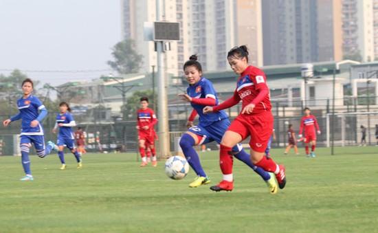 ĐT nữ Việt Nam đã sẵn sàng bước vào tham dự vòng loại Asian Cup nữ châu Á 2018