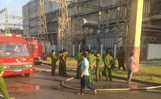 Cháy tại Công ty Nhiệt điện Phả Lại, Hải Dương