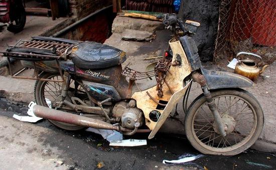 Chưa có quy định về niên hạn mô tô, xe máy