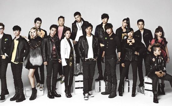 YG Entertainment ra mắt 2 nhóm nhạc mới vào năm 2018