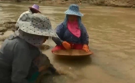 Thái Lan: Sau lũ lụt là... cơn sốt vàng