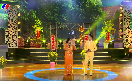 """Sài Gòn đêm thứ 7: Ngọt ngào với """"Tình ca mùa xuân"""" (20h10, VTV9)"""