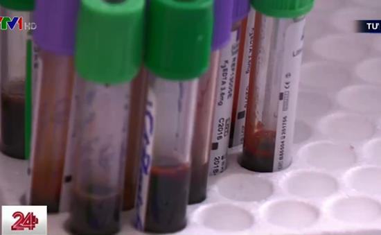 Bộ Y tế can thiệp giải độc chì cho trẻ em
