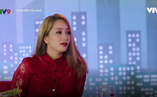 """Khánh Thi bất ngờ trổ tài hát cải lương trong """"Chuyện của sao"""""""