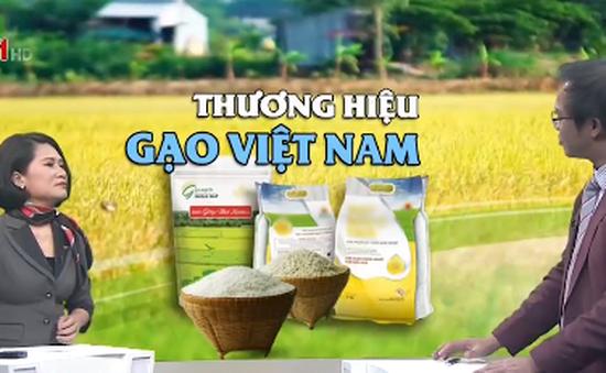 Con số 150 triệu đồng và tư duy mới về thương hiệu gạo quốc gia