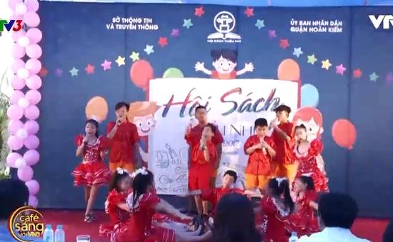 Cafe sáng với VTV3: Hà Nội phát động cuộc thi tìm 100 Đại sứ văn hóa đọc
