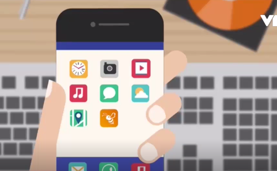 Café Sáng với VTV3: Độc đáo ứng dụng tìm người giúp việc