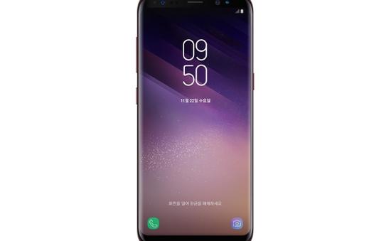 """Samsung trang bị thêm màu """"độc"""" cho Galaxy S8"""