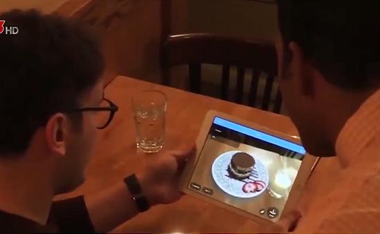 """""""Phát thèm"""" với thực đơn tại một nhà hàng ở New York"""