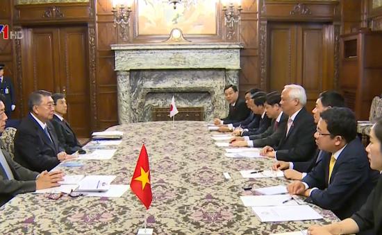 Tăng cường hợp tác Quốc hội Việt Nam - Nhật Bản