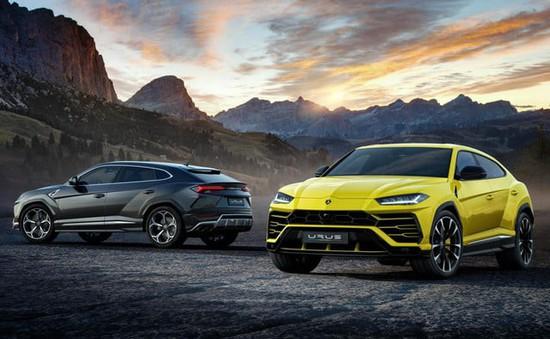 Lamborghini ra mắt mẫu SUV nhanh nhất thế giới