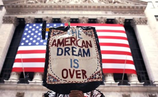 Mong manh giấc mơ Mỹ