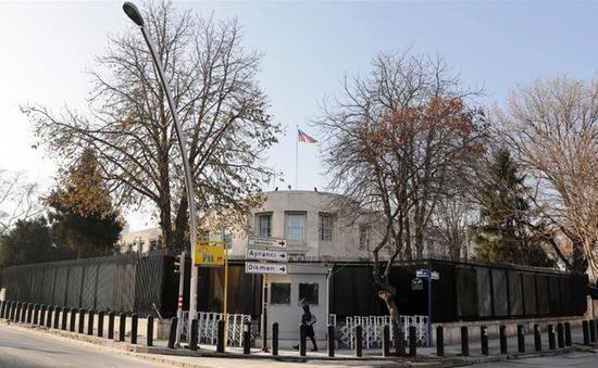 Mỹ ngừng cấp thị thực cho Thổ Nhĩ Kỳ