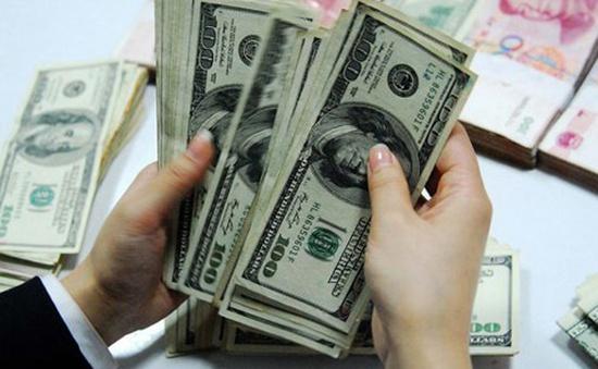 Đồng USD giảm xuống mức thấp nhất trong vòng 7 tháng