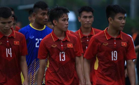 U19 Việt Nam - U19 Lào: Quyết tâm giành trận thắng thứ 3 ở vòng loại (12h00 hôm nay, 8/11)