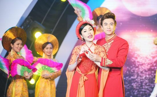 Đám cưới rộn ràng được tái hiện trên sân khấu Sol Vàng