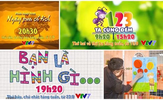 Đừng bỏ lỡ loạt chương trình mới hấp dẫn trên VTV7 trong tháng 9