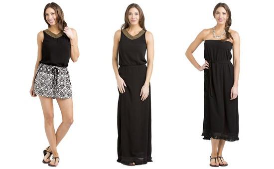 Những kiểu váy bạn nên lựa chọn khi đi du lịch mùa hè