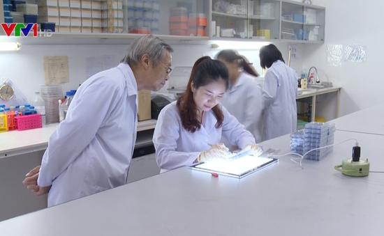 Thử nghiệm lâm sàng vaccine sốt xuất huyết