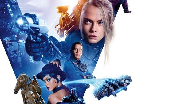 Valerian And The City Of A Thousand Planets: Bom tấn giả tưởng mang thương hiệu Luc Besson