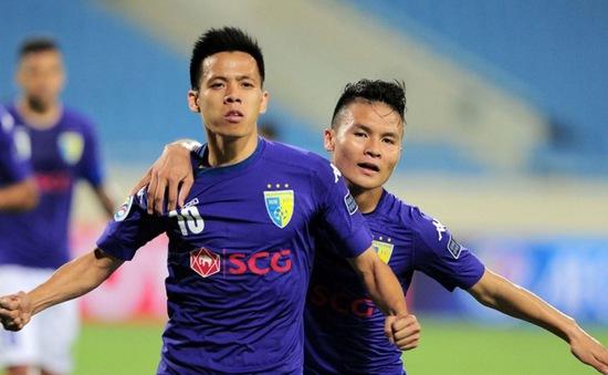Văn Quyết, Hùng Dũng vào đội hình tiêu biểu AFC Cup
