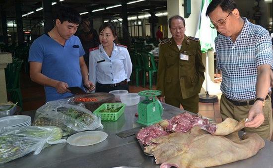 Hà Nội có thêm tuyến phố an toàn thực phẩm có kiểm soát