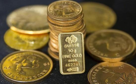 """Giá vàng áp sát mức """"đáy"""" trong gần 5 tháng"""