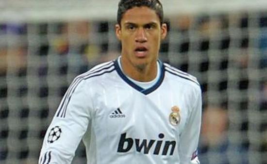 Đã rõ chuyện tương lai Raphael Varane tại Real Madrid