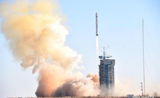 Trung Quốc phóng vệ tinh thăm dò đất