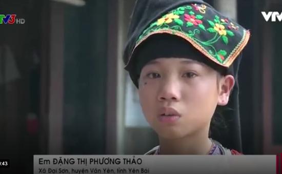 Hoàn cảnh đáng thương của cô học sinh nghèo mất cả cha lẫn mẹ
