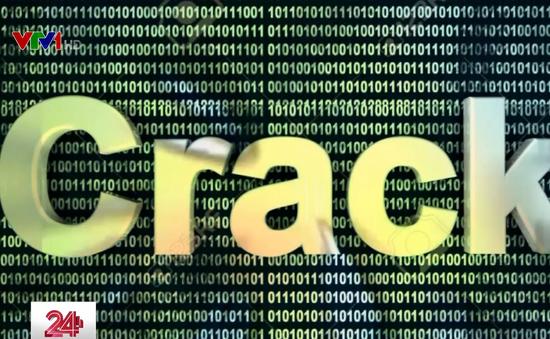 Tràn lan người dùng crack phần mềm bản quyền