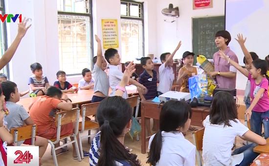 Việc tử tế: Lớp học dạy chống xâm hại tình dục cho trẻ