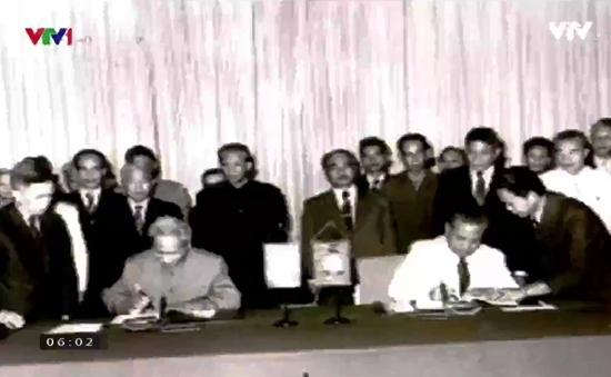 Kỷ niệm 55 năm quan hệ ngoại giao Việt Nam - Lào