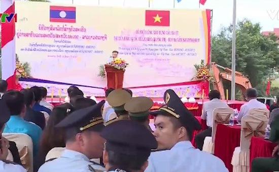 Khởi công xây dựng cầu Xà Ợt tại vùng biên giới Việt – Lào