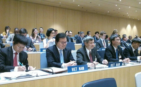 Đại sứ Dương Chí Dũng giữ chức Chủ tịch WIPO