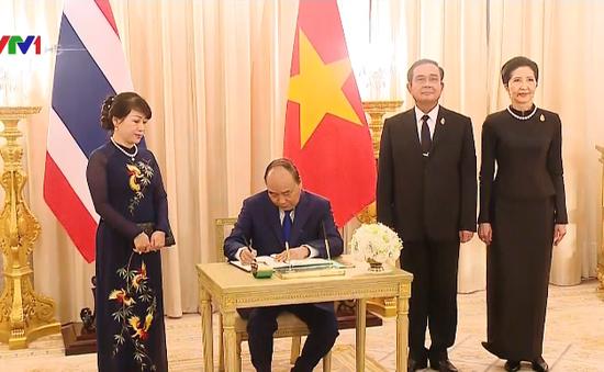 Việt Nam, Thái Lan tăng cường hợp tác thương mại và đầu tư