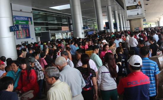 Dự kiến mở rộng sân bay Tân Sơn Nhất