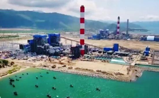 Nạo vét khu vực cảng, luồng, vũng quay tàu tại Trung tâm điện lực Vĩnh Tân theo 3 giai đoạn